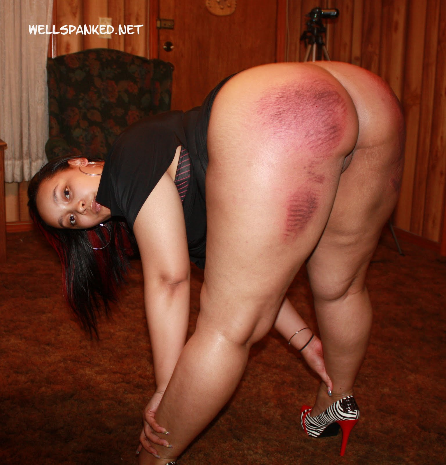 Wellspanked