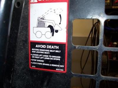 Remember, avoid death
