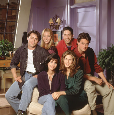 Not the timeliest of posts: In defence of Friends