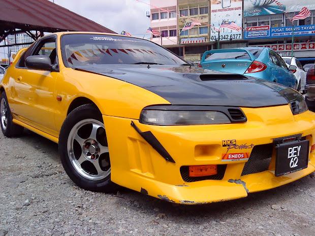 Car Honda Prelude 2.2 Dohc Vtec - 1997