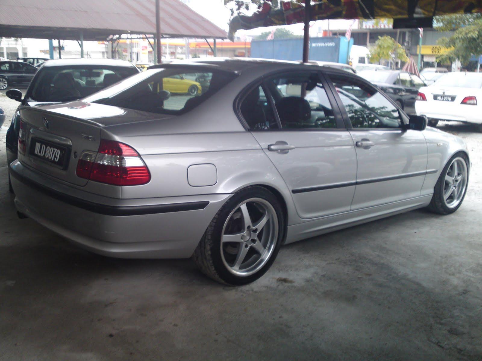 on 1999 Bmw 318i