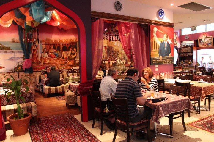Turkish Restaurant Southbank Brisbane