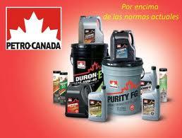 Lubricantes PETRO-CANADA