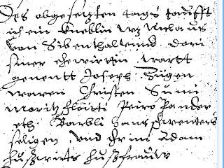 François de Siebenthal: VON SIEBENTHAL; documents, 3
