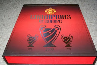 The Football Kit Room  Manchester United Limited Edition  3 Stars ... caf19f078
