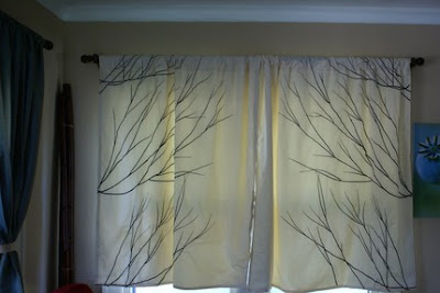 Bed bath and beyond tree curtains  Nature inspired home Decor  Pinterest  Curtains, Trees and