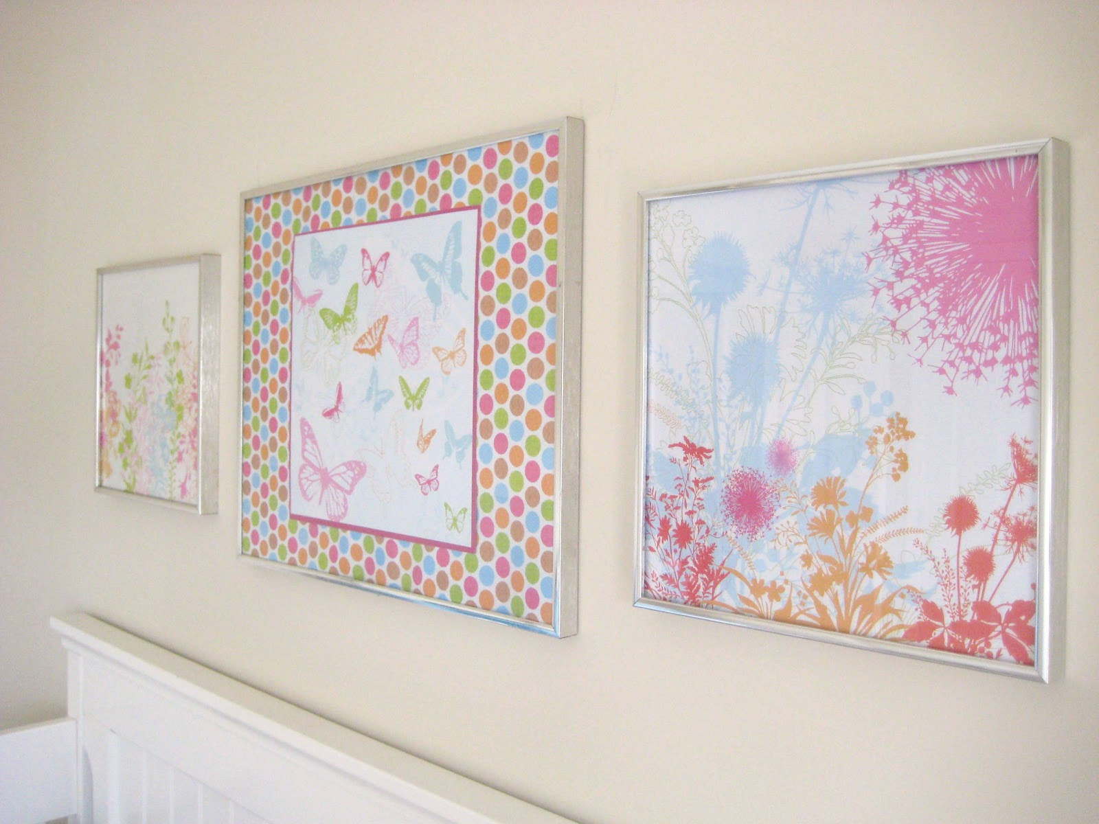 1000+ images about Scrapbook Paper Wall Art and Coasters ...