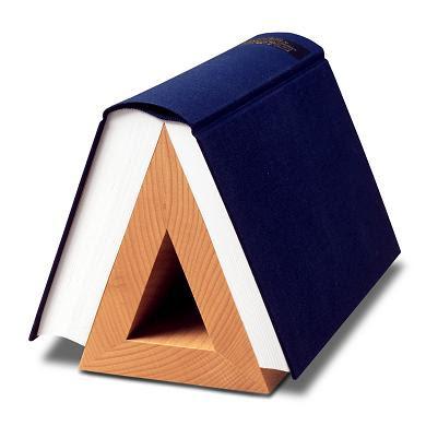 Book Hook, el marcapáginas 3D