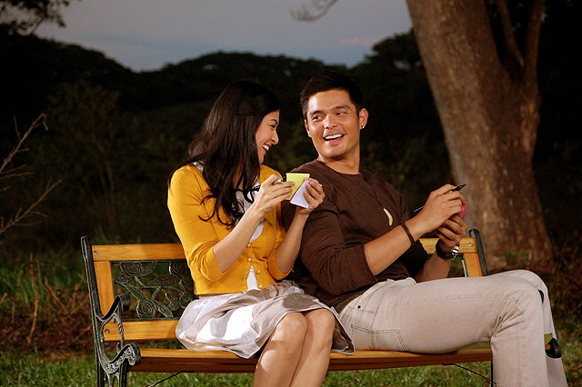 """Dingdong Dantes and Marian Rivera """"Endless Love: Autumn in ..."""