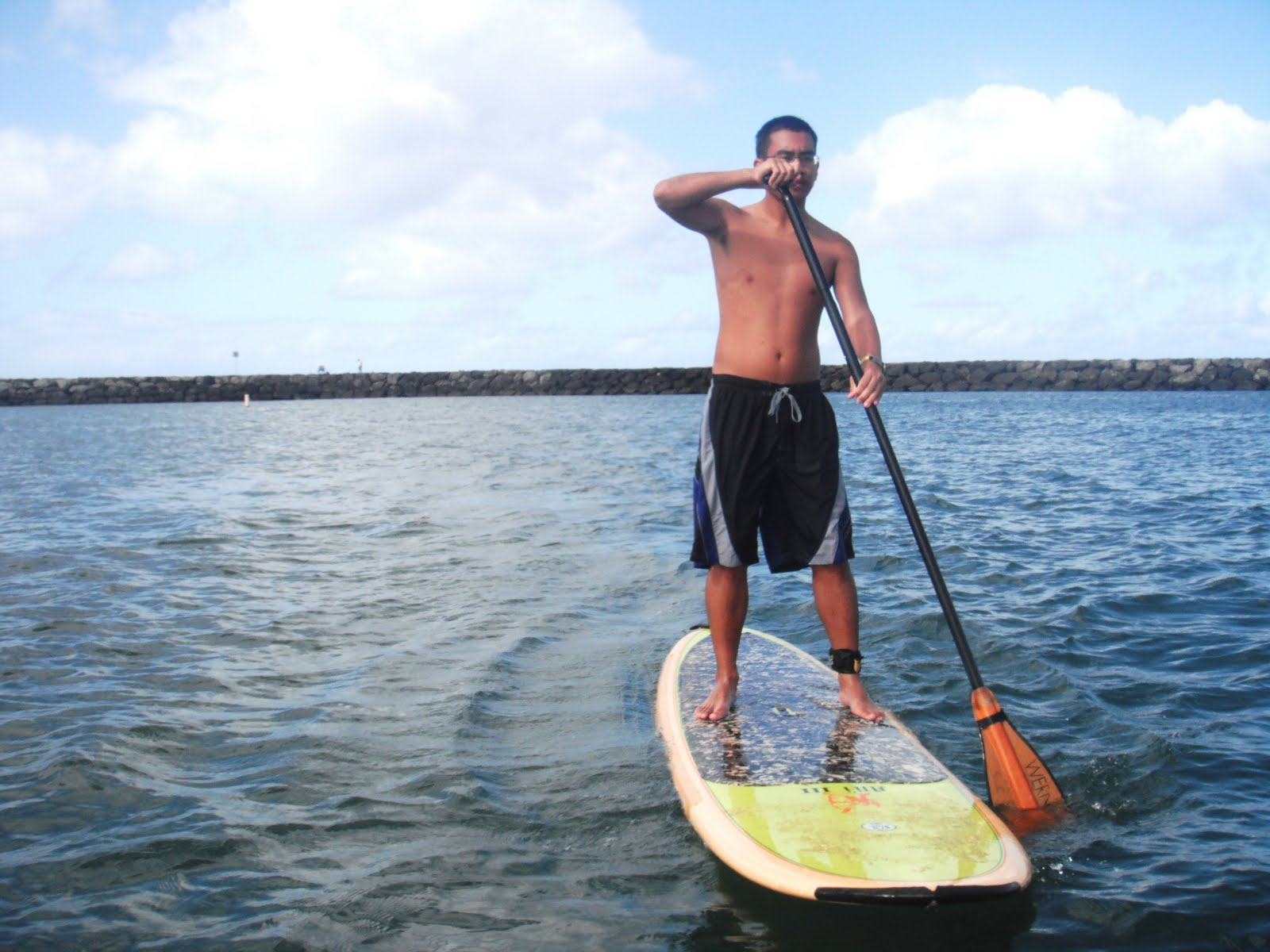 Welcome.: January 4, 2011 Dole, North Shore Paddle
