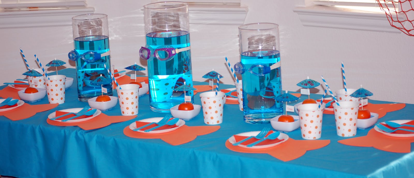 Under The Sea 6th Birthday Party