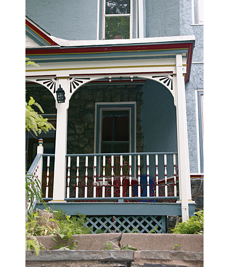 Victorian Color Schemes Painted Las They Re Called Homes Are Usually Dated From Between 1880 1915 Ish Queen Anne Is The Most Ornate