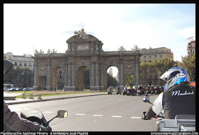 Madrid Motero