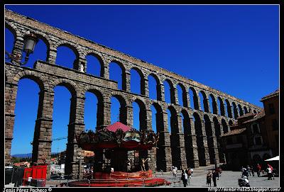Segovia Monta Tanto, Tanto Monta, su Alcázar, su catedral y la Iglesia de la Vera Cruz