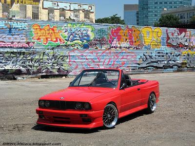 Bmw E30 Cars E30 M3 Cabrio Tuning