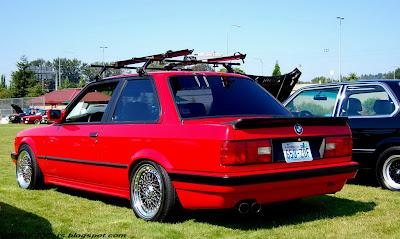 BMW E30 CARS: BMW E30 Roof Racks