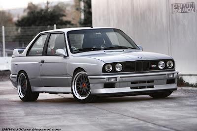 Bmw E30 Cars Bmw E30 M3 S14 Turbo