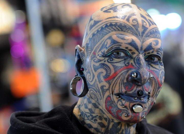 Foto  Foto Dari Festival Tattoo Dari Festival Berlin