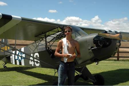Pilot Menakjubkani