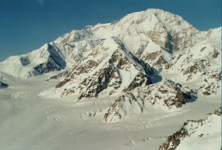 Gunung McKinley, Denali (6.194 m) (Amerika Utara)