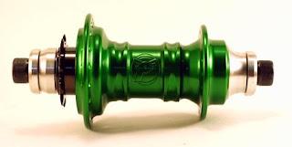 Pijin BMX: Late - Profile hub colours