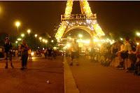 Pattinatori a Parigi