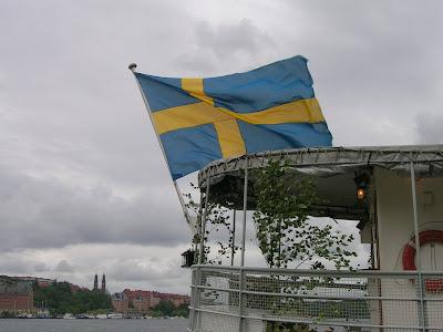 bandiera svedese colori