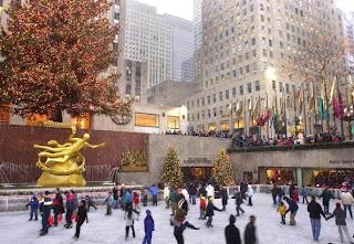 new york Rockfeller Center