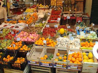Palermo mercato vucciria