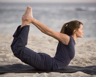yogasnm dhanur asana the bow posture