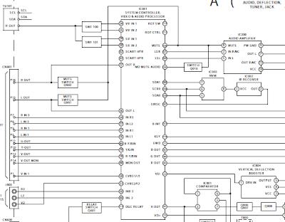 Como leer un diagrama electrónico tutorial.