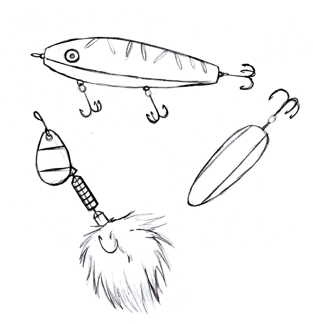 fly fishing coloring pages. rainbow trout trout and coloring pages, Reel Combo