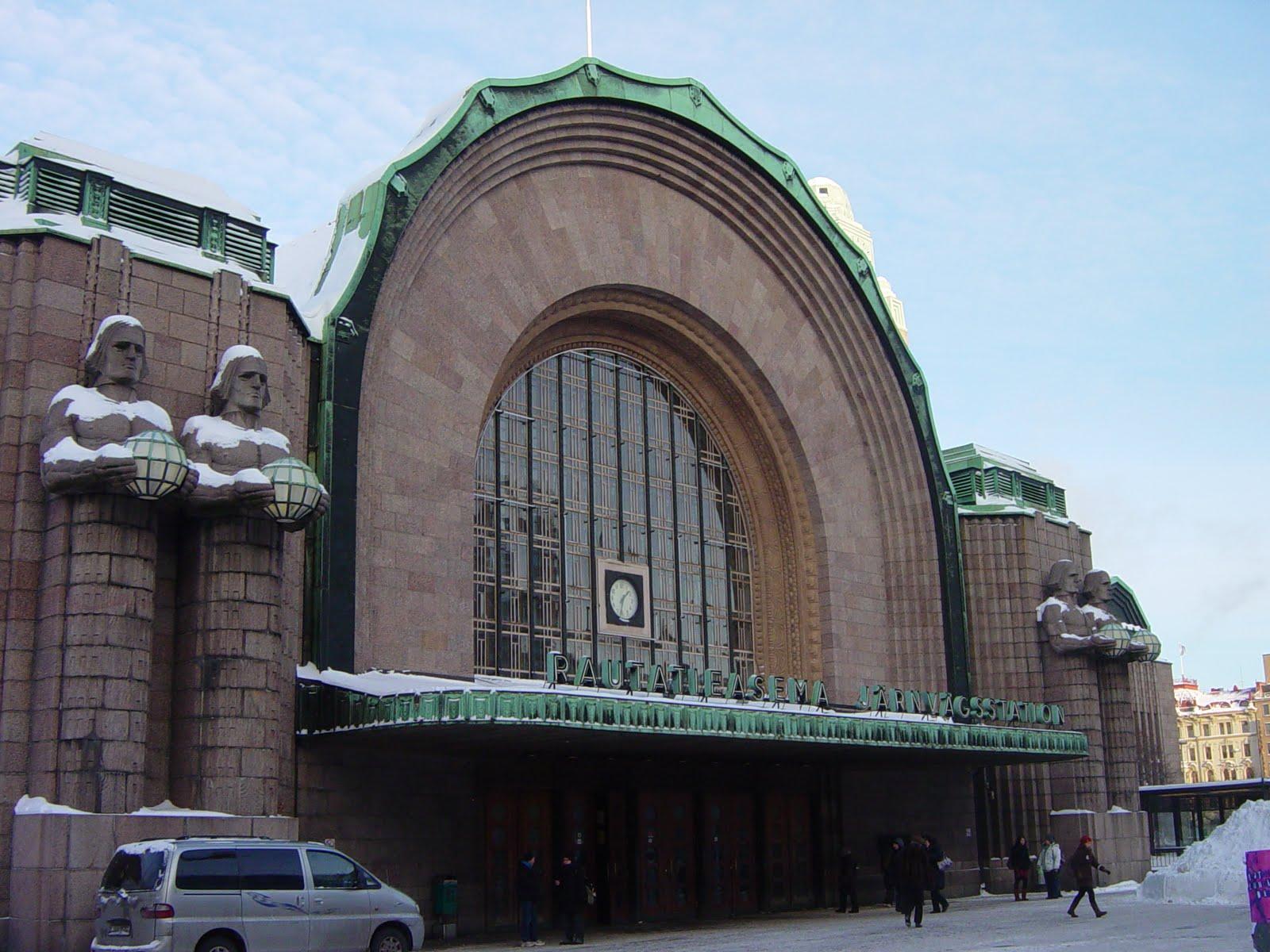 Päärautatieasema Helsinki