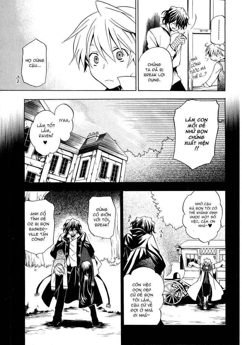 Pandora Hearts chương 009 - retrace: ix question trang 5