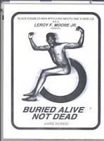 "Book cover ""Burried Alive, Not Dead"""