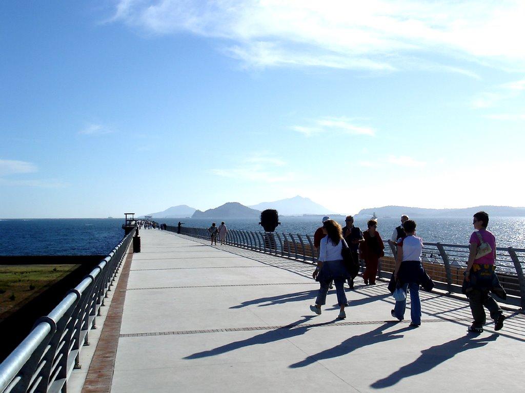 Il pontile di Bagnoli