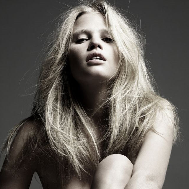 STYLED BY JANET: GIRL CRUSH - Lara Stone on Granite Models  id=32316