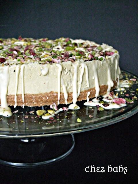Cheese Cake al pistacchio Genny docet