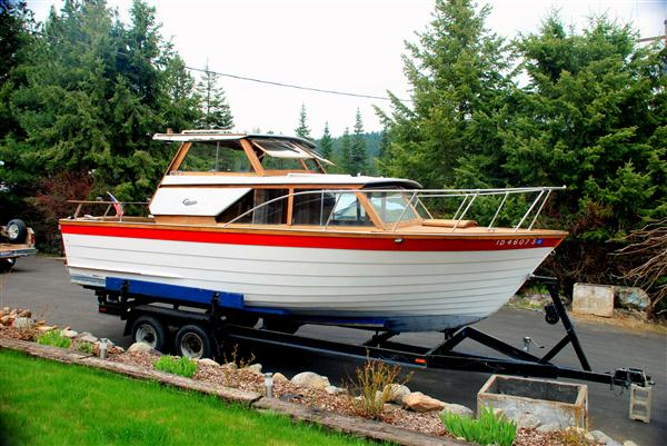 Custom Craft Boat Kits