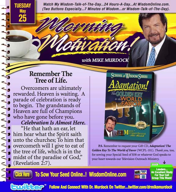 Mike Murdock Quotes: Mind Power 365 (The Blessed Factory): May 2010