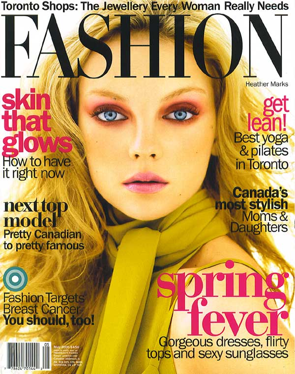 Fashion Magazines Look To Familiar Faces For Cover Models: Fashion: FASHION MAGAZINE