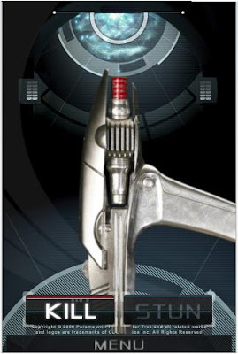 Star Trek Phaser App