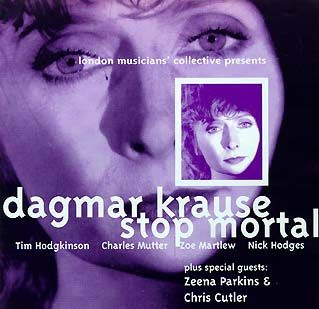 Risultati immagini per London Musicians Collective / Dagmar Krause