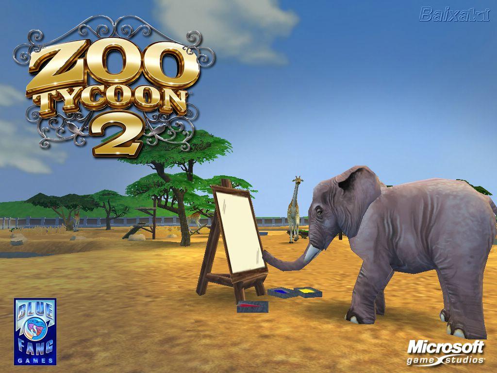 Zoo tycoon 2 database
