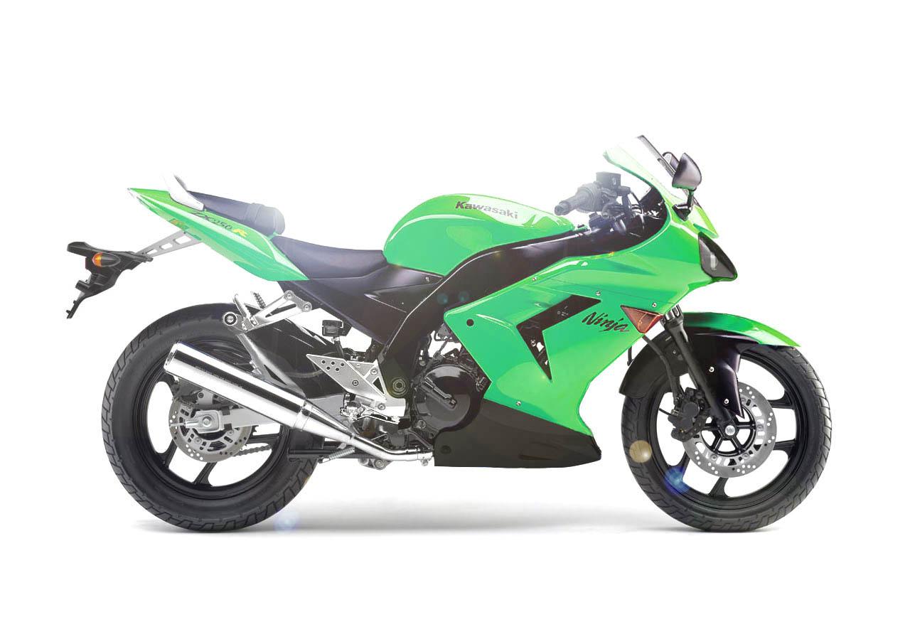 Modifikasi Motor & Mobil: Zx / Honda VTR 250 VS Kawasaki