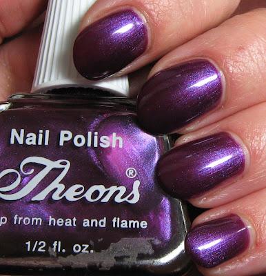 Theons Nail Polish Not Bad For 1 99 Body Amp Soul