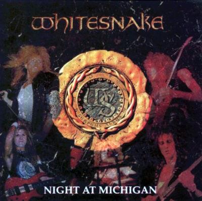 Whitesnake - 1987-07-29 - Night At Michigan (bootleg ...