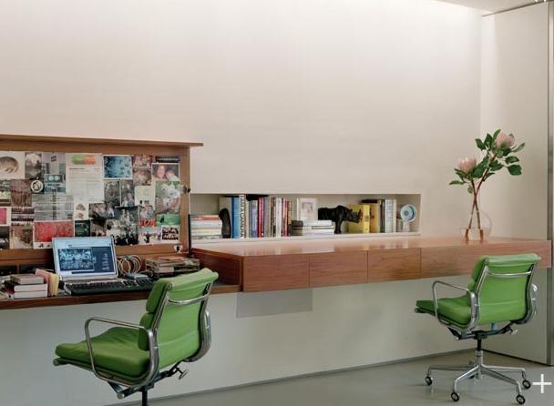 Robert Hirsh Architects -via Desire to Inspire