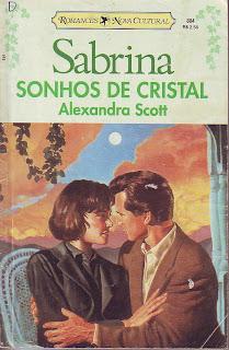 Sonhos de Cristal  Alexandra Scott