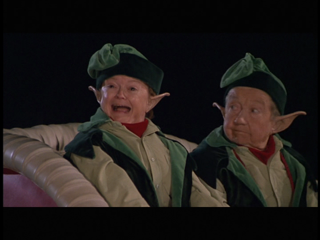 Ernest Saves Christmas Elves.Arc Of The Covenant 25 Days Of Christmas Entertainment